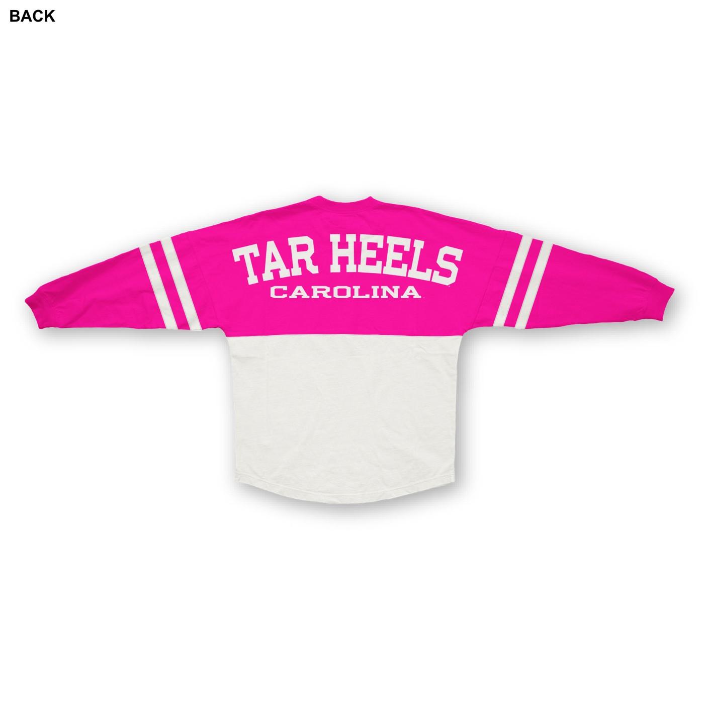 Johnny T-shirt - North Carolina Tar Heels - Ladies' Long Sleeve ...