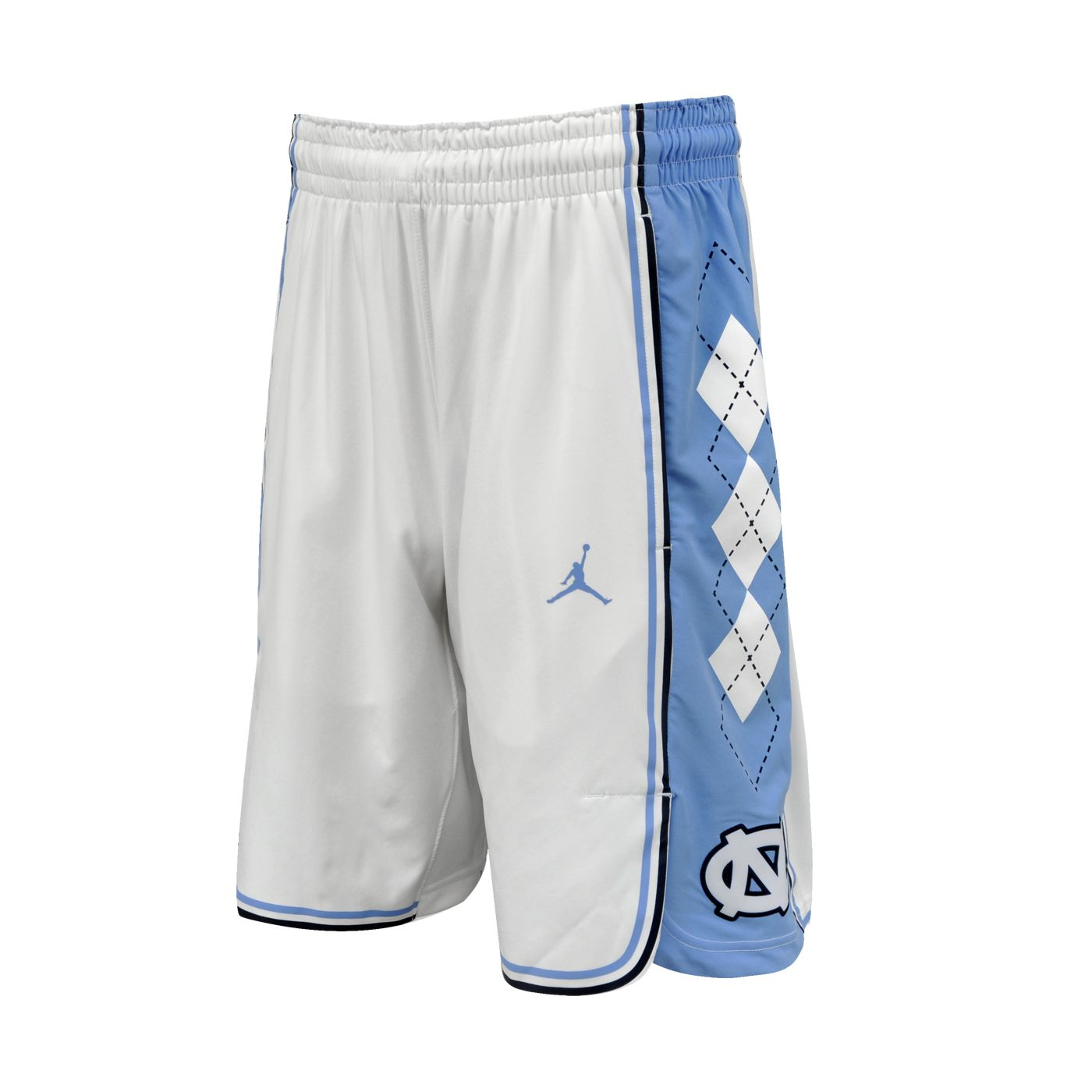 4480fba7f14763 ... Johnny T-shirt - North Carolina Tar Heels - Basketball - Nike Authentic  Basketball Shorts Mens Brand Jordan ...