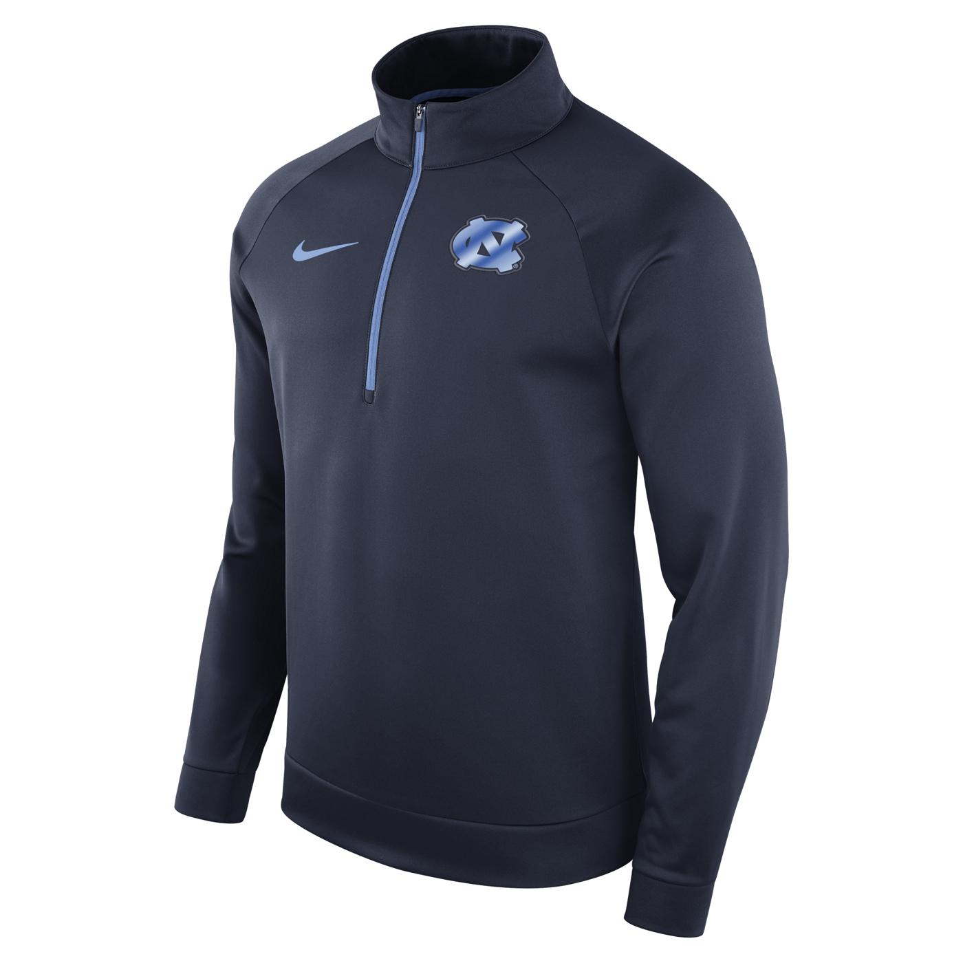 Johnny T-shirt - North Carolina Tar Heels - Nike Bench Light 1/2 ...